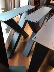 industriële tafels